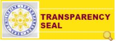 TrasparencySeal